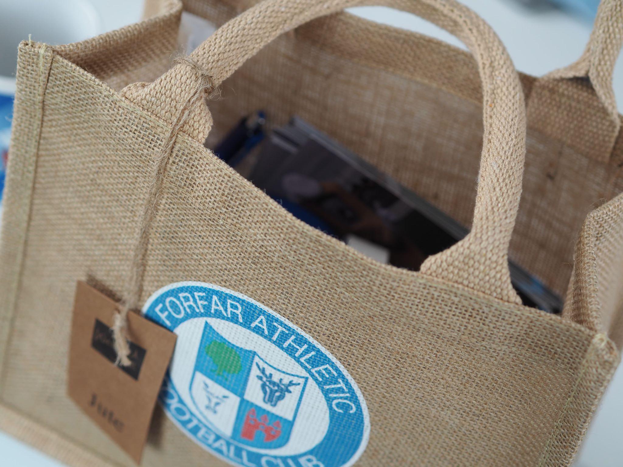 FAFC Jute Bag