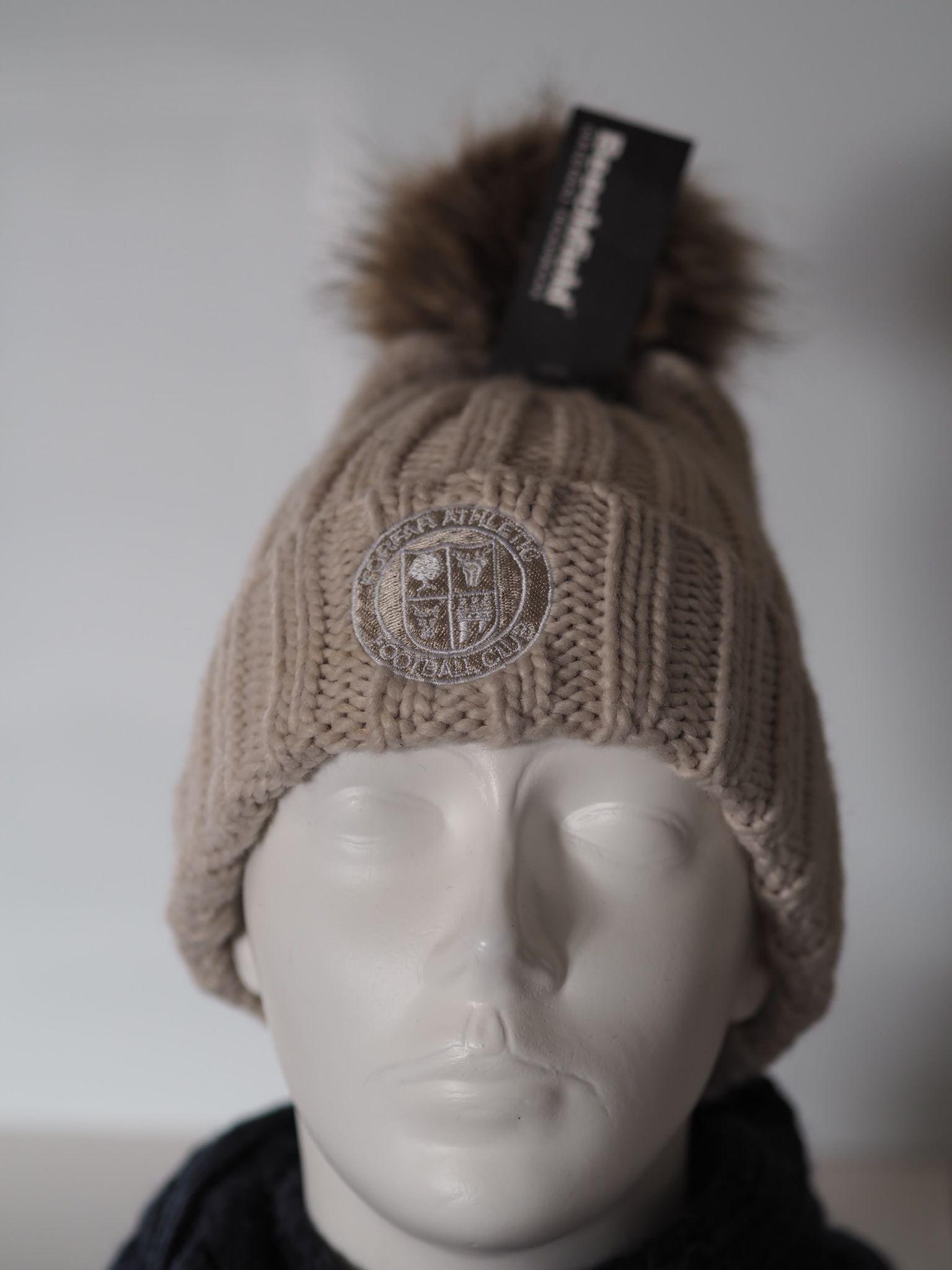 Hats - Chunky Pom Pom Beanie