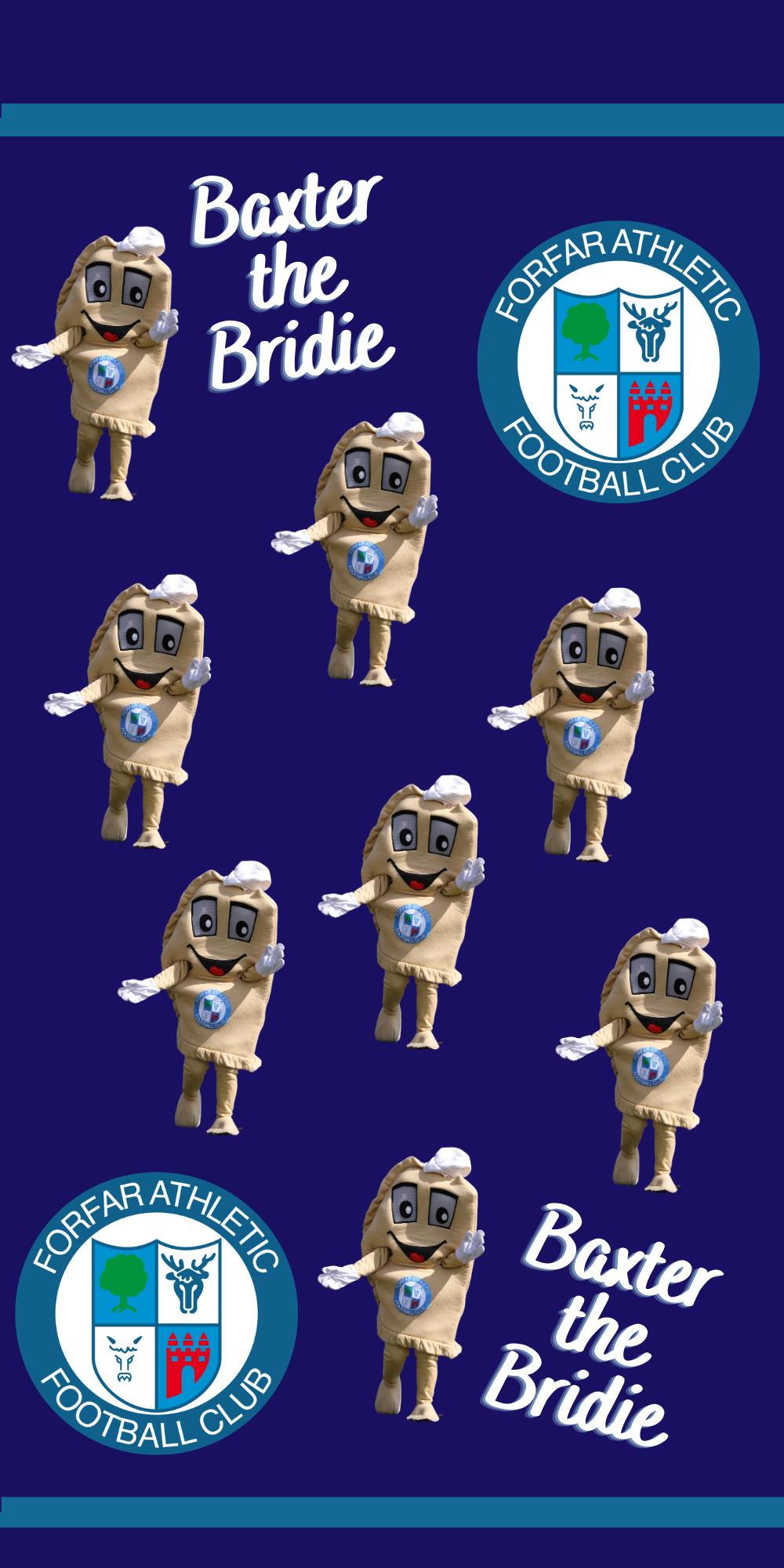 FAFC Baxter the Bridie Snood
