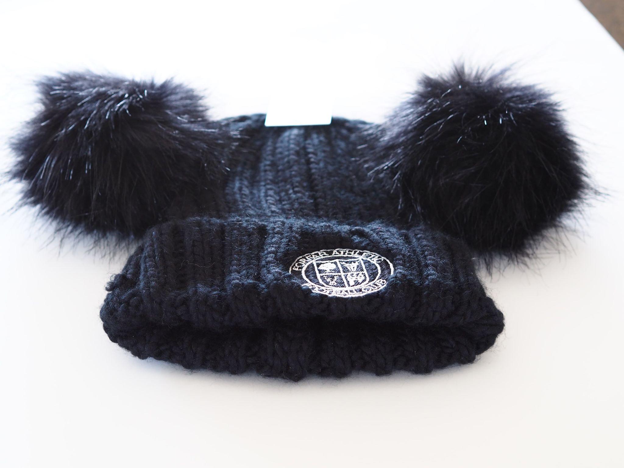 FAFC Double Pom Pom Hat