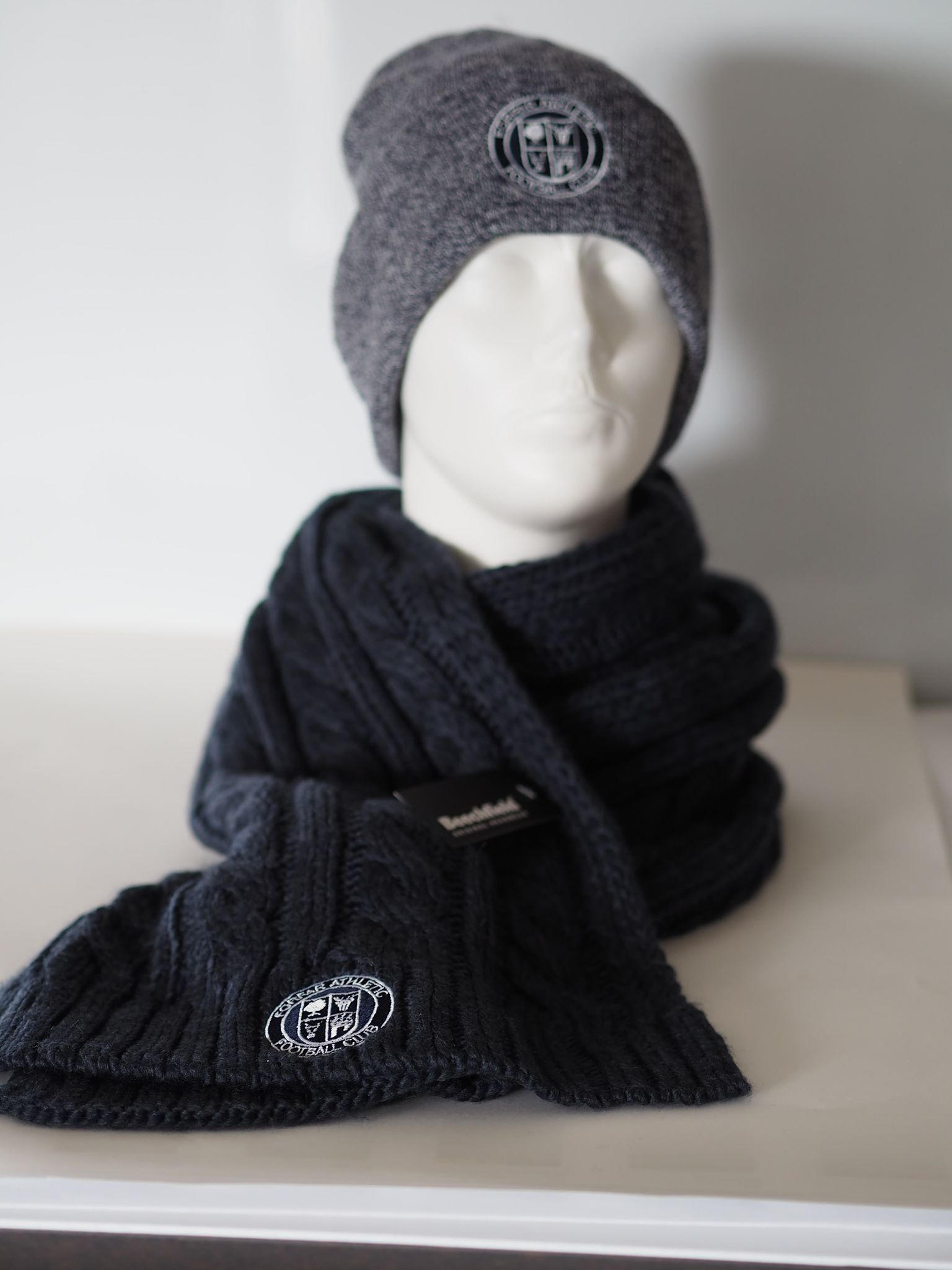 FAFC Cable Scarf
