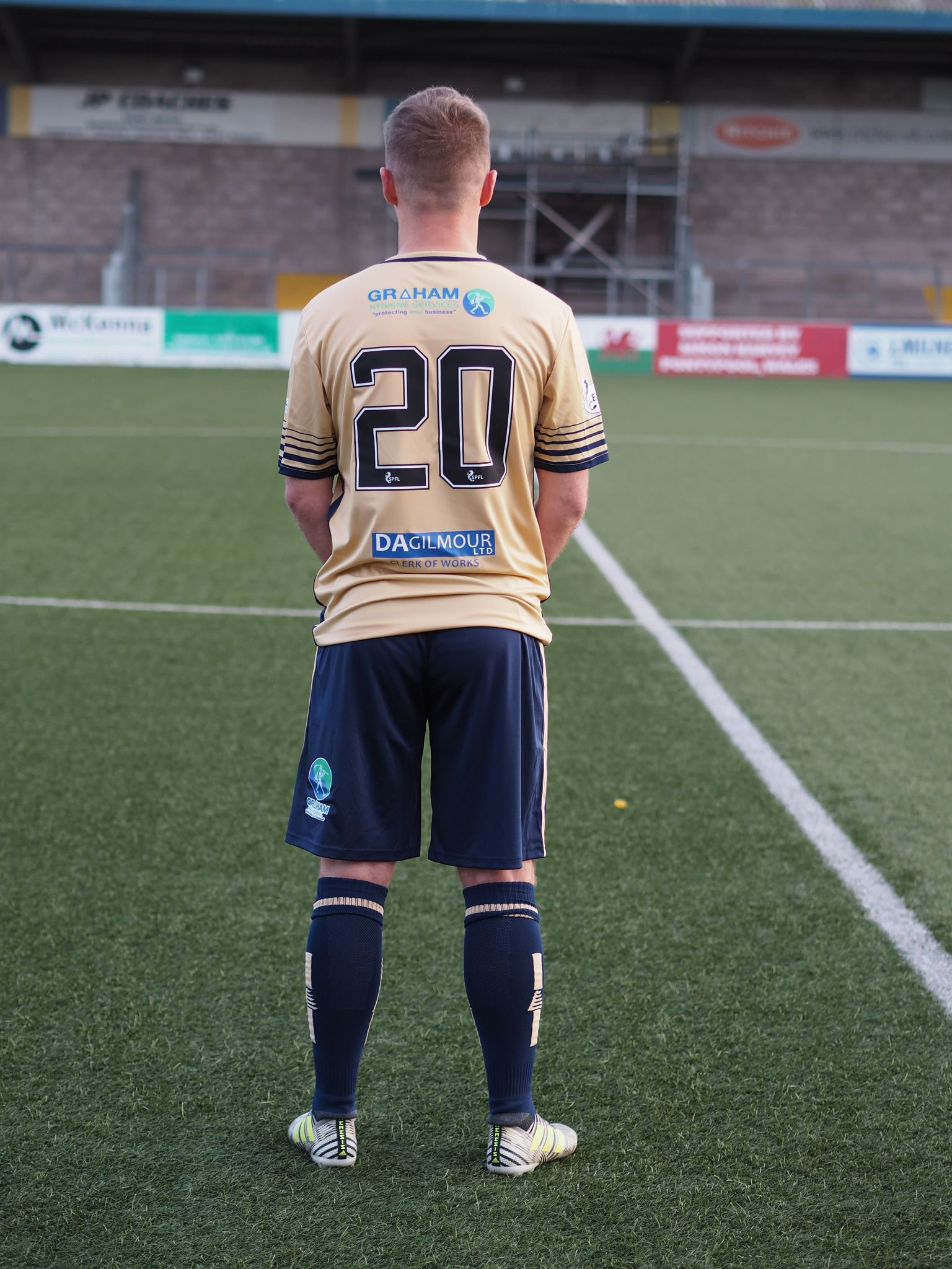 FAFC  Replica Away Shorts 2020-21