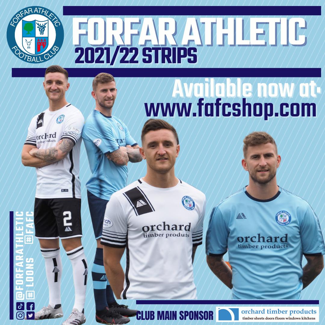 Replica 2021-23 FAFC 'Away' Shirt