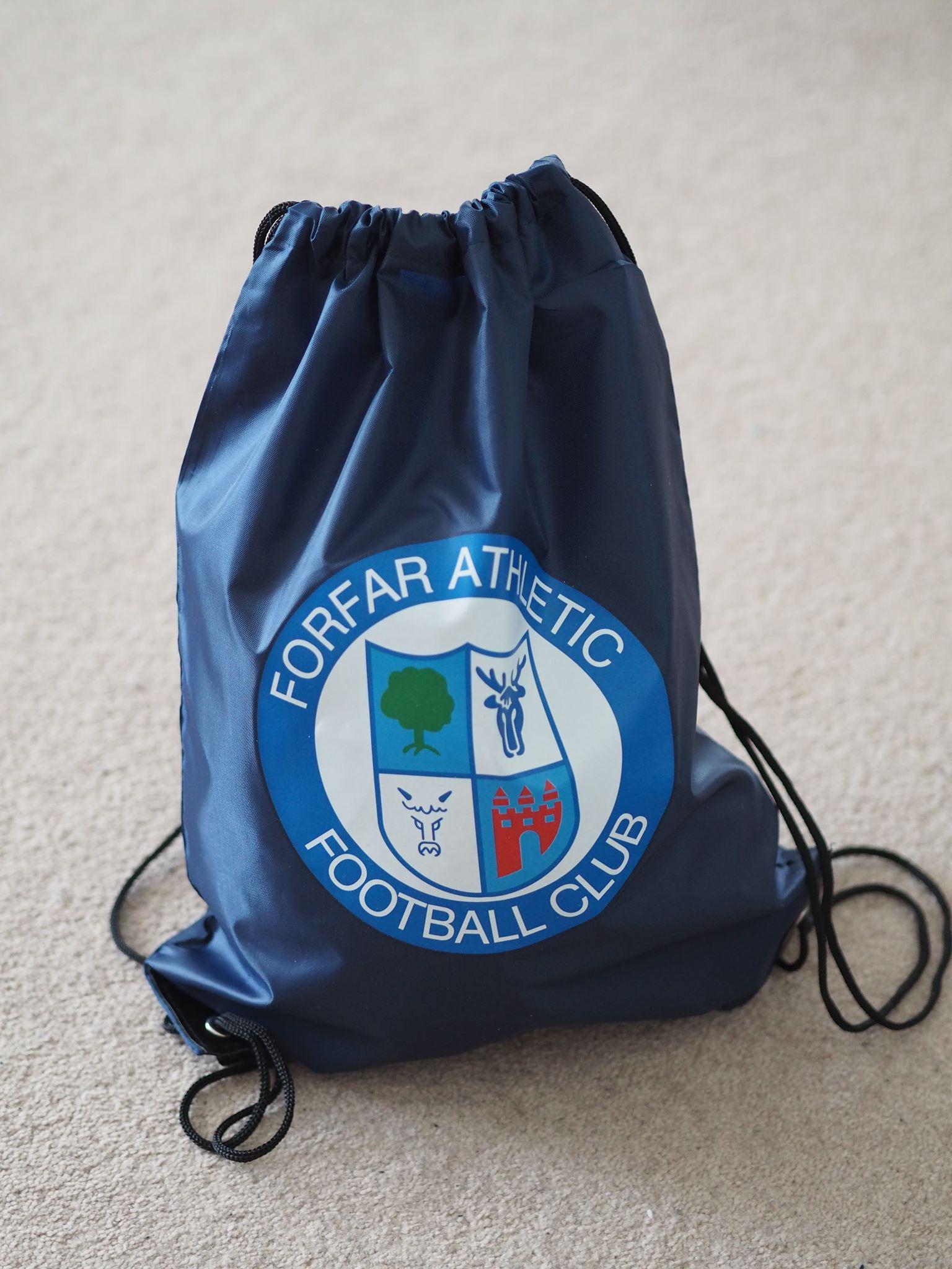 FAFC Gym Bag