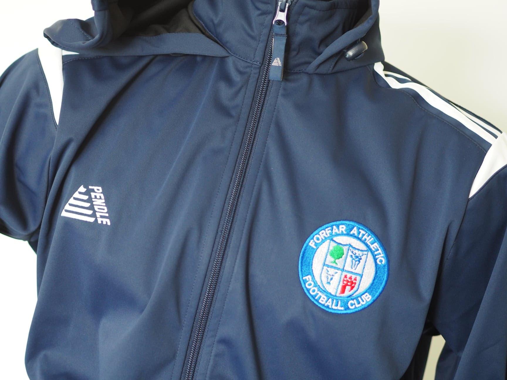 Jackets - Training Jacket with hood