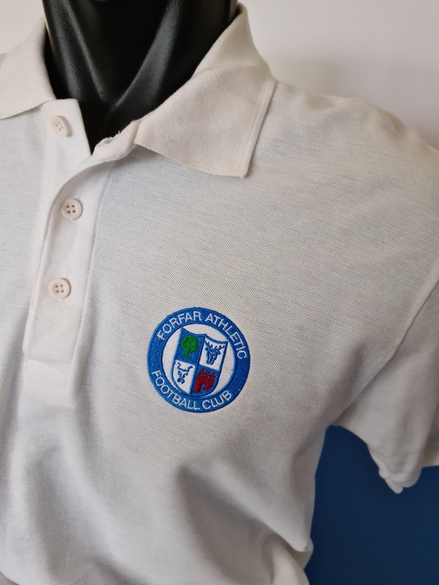 FAFC Polo-Shirt Plain