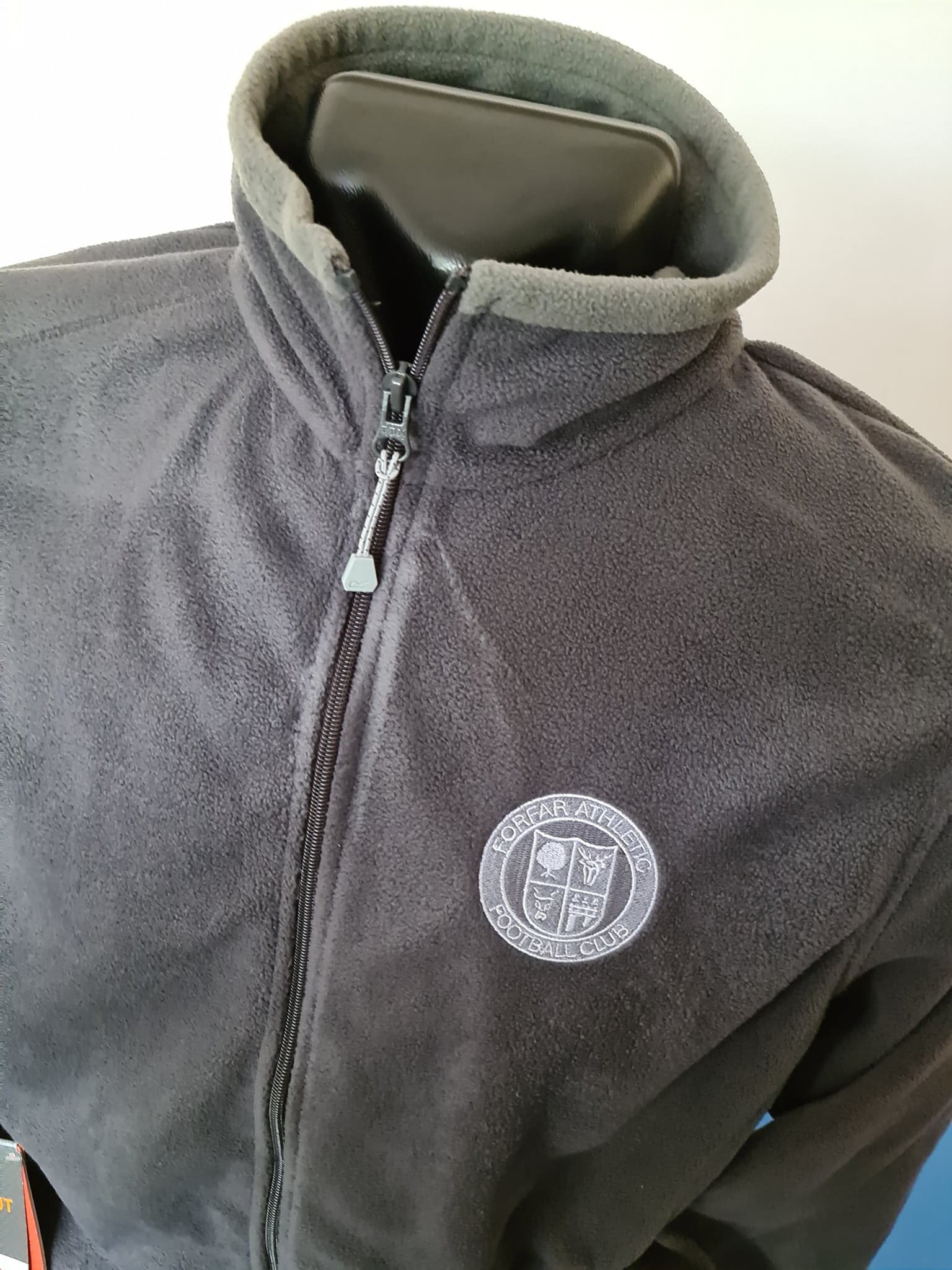 FAFC Fleece - full zip (Ladies)