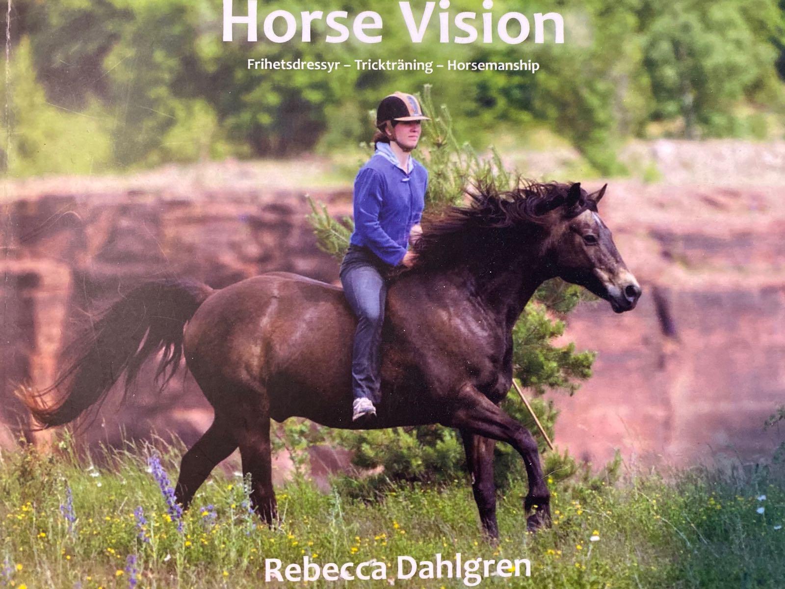 «Aktivera din häst» Rebecca Dahlgren