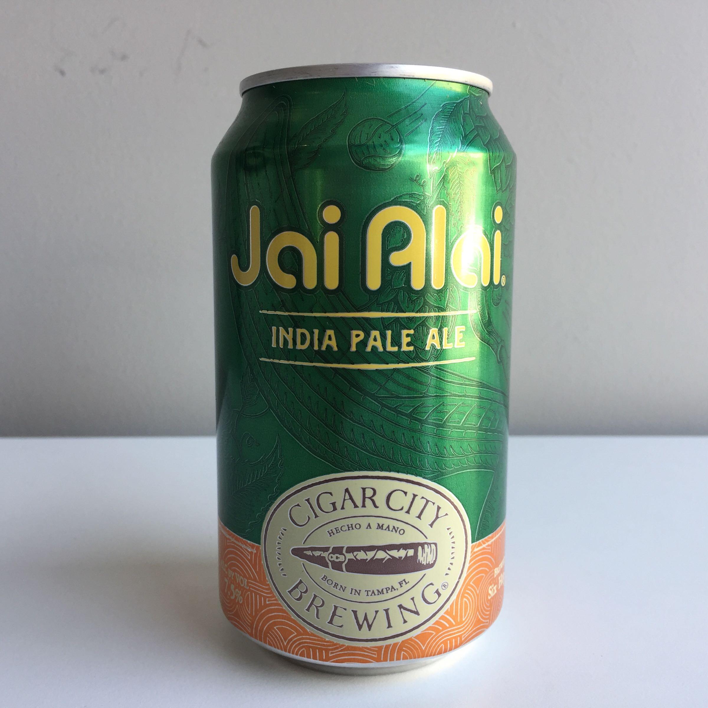 Cigar City Brewing 'Jai Alai' IPA 355ml 7.5% ABV