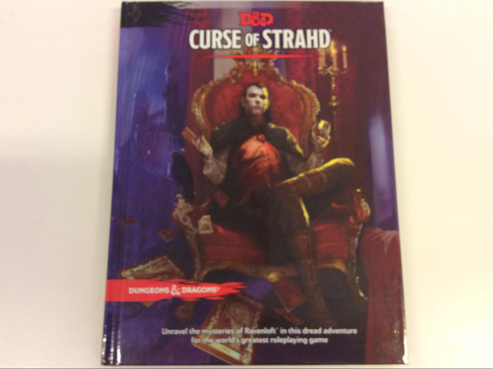 D&D 5e Curse of Strahd