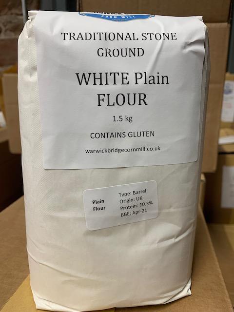 White Plain Flour