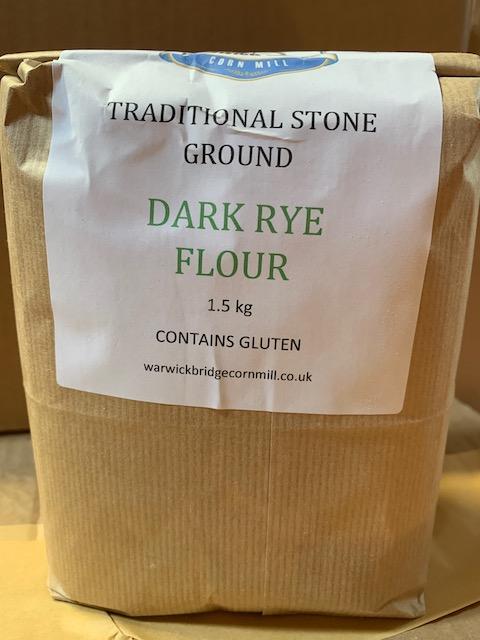 Dark Rye Flour