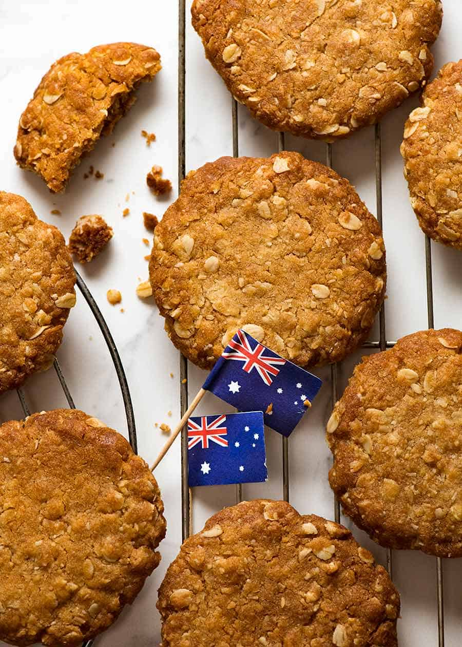 Anzac Biscuits (pack of 4)