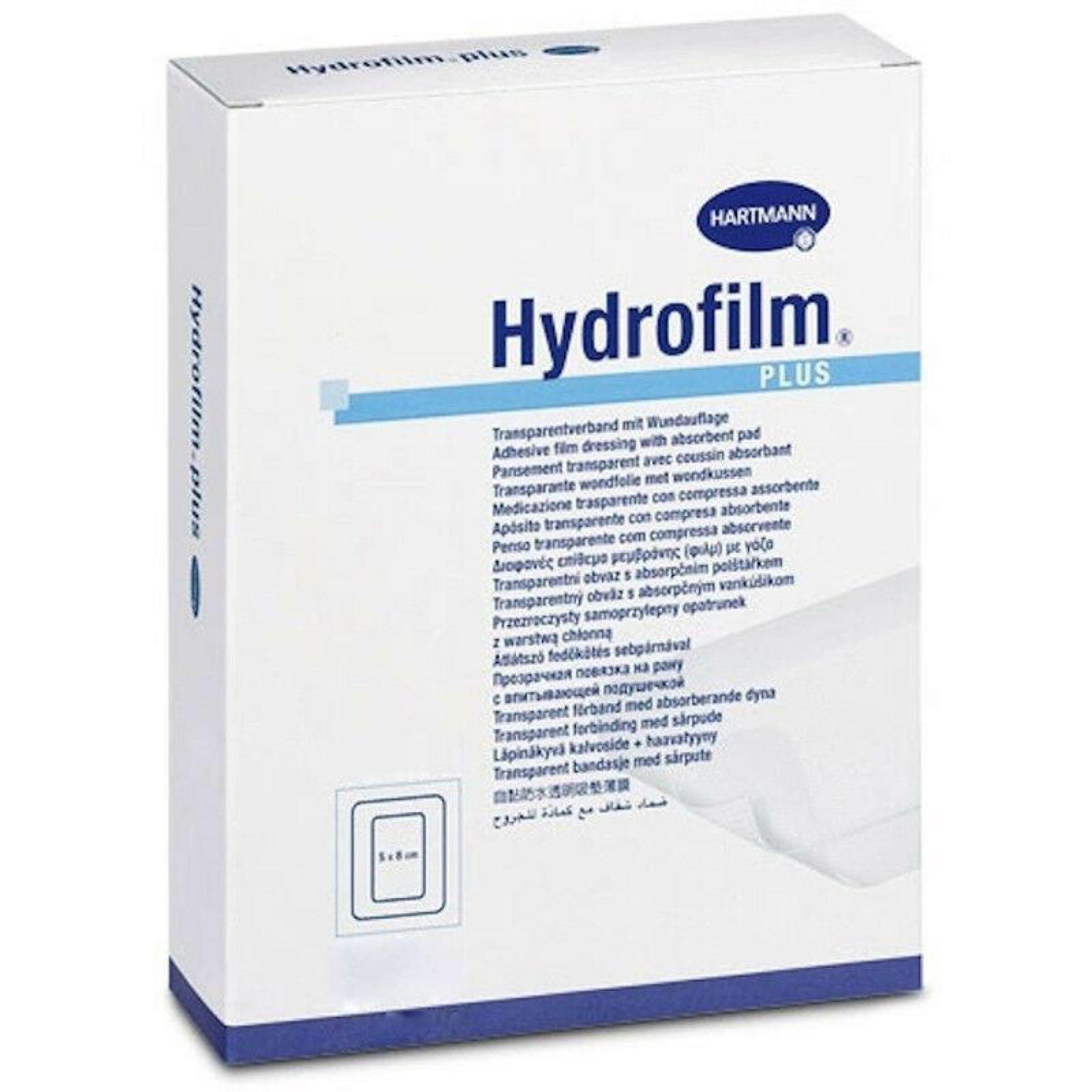 Hydrofilm Steril 10x15 cm STYCKVIS