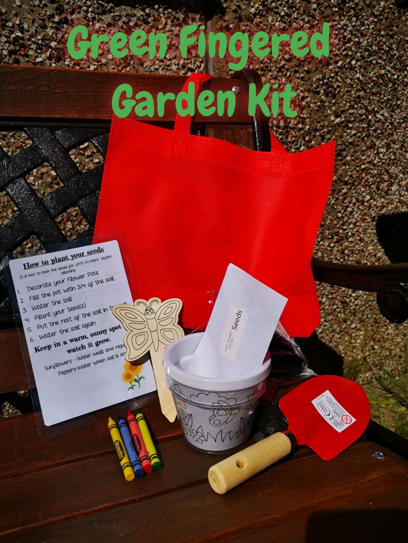 Green Fingered Garden Kit