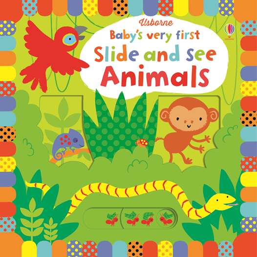 Baby's Very First Slide and See - Animals