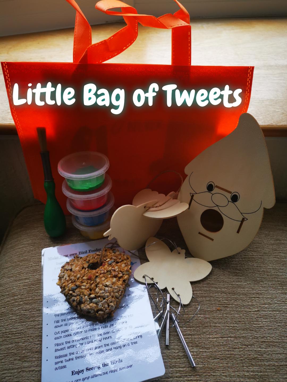 Little Bag of Tweets