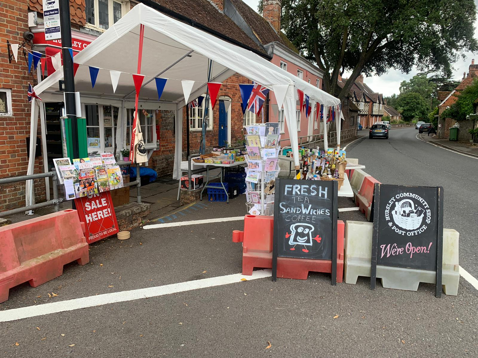 Hursley Community Shop Association Limited