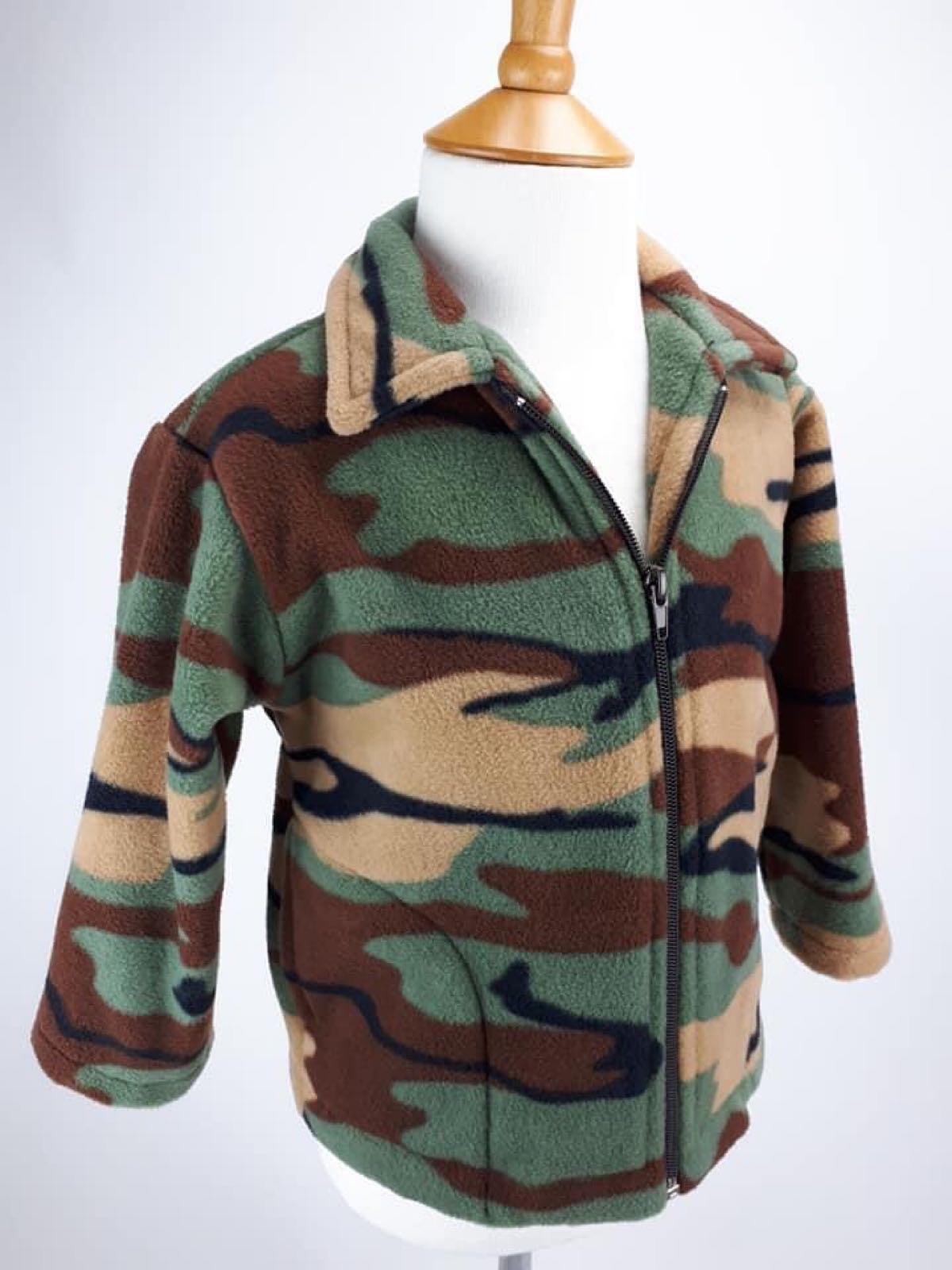 Jungle Camo Jacket
