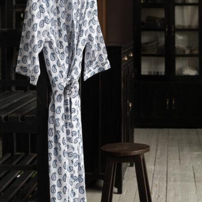 Kimono i Paisley mönster