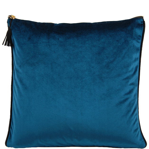Kuddfodral - Chambord 45x45 - Blå