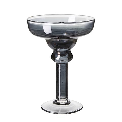 HYDE Martini/cocktail glas Rökblå
