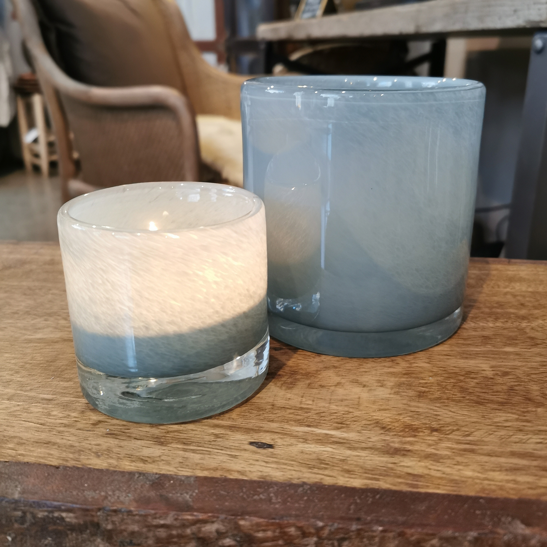 Nilla Ljuskopp, Ljusgrå ljusblå