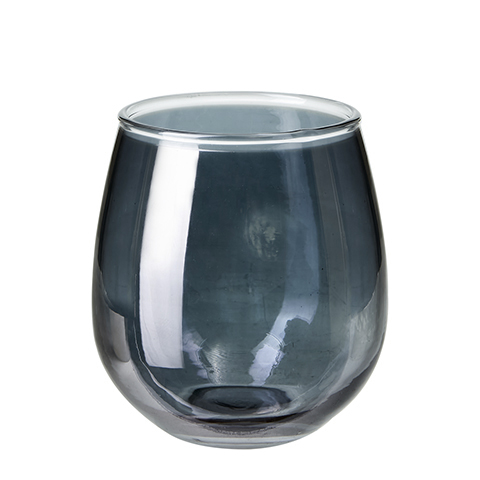 HYDE Glas Rökblå 2