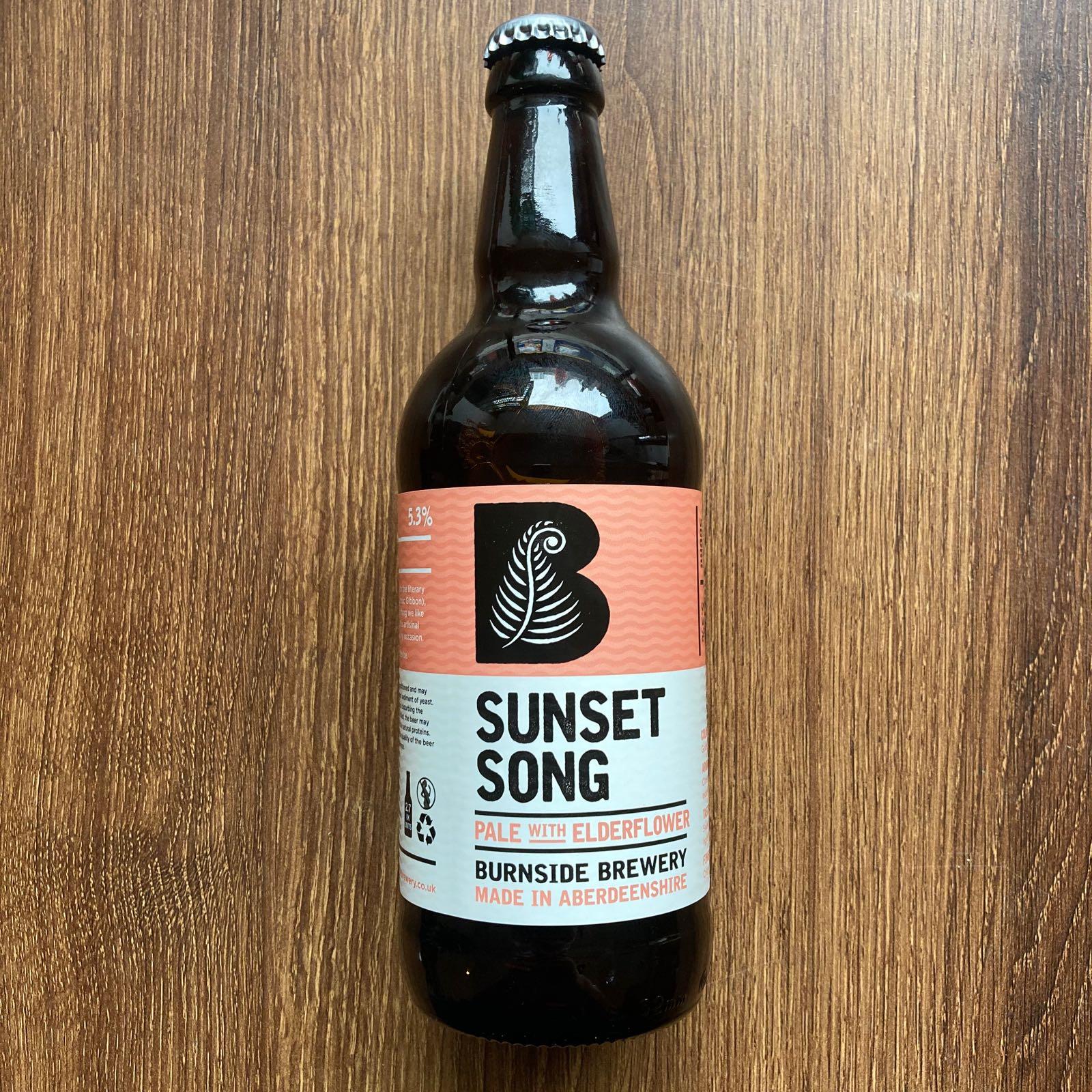 Sunset Song - Burnside Brewery