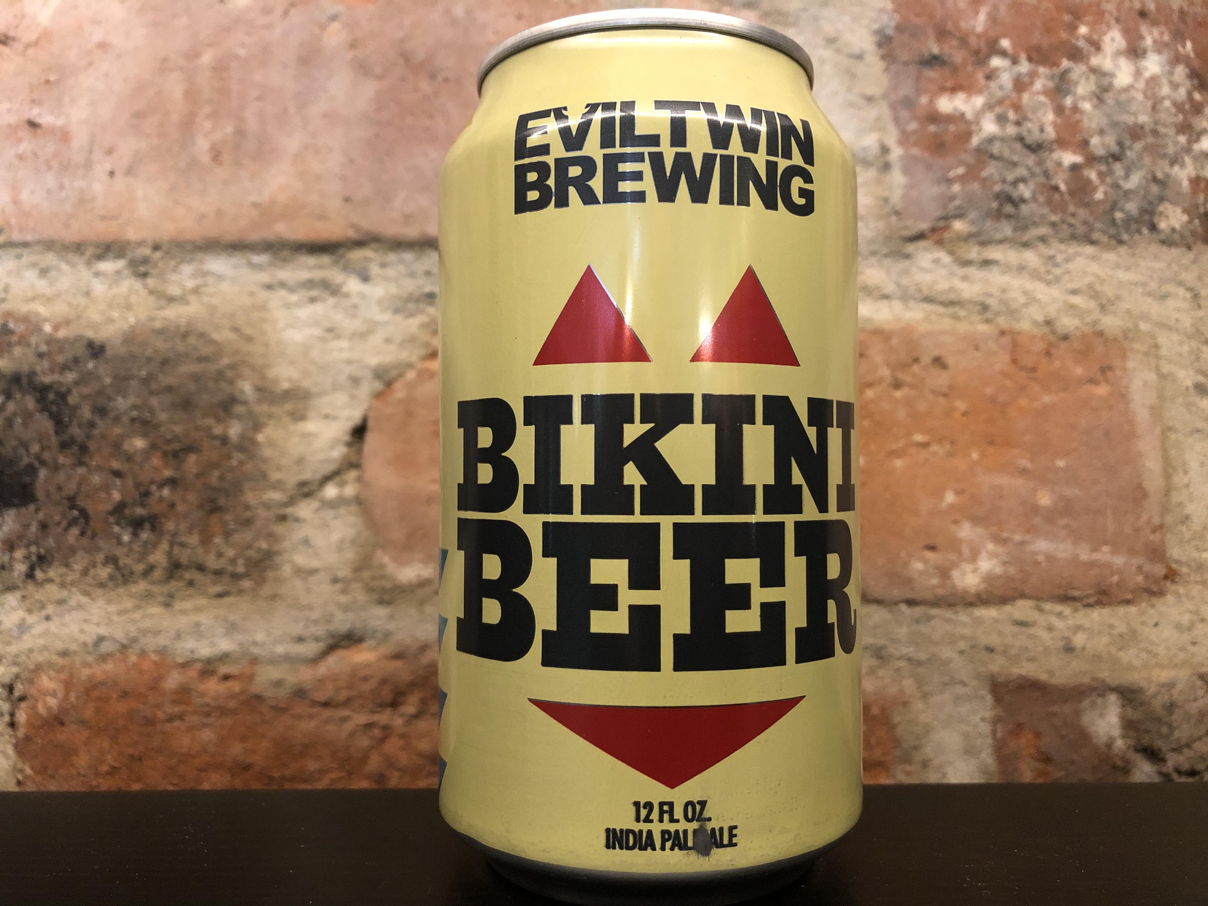 Evil Twin Bikini Can