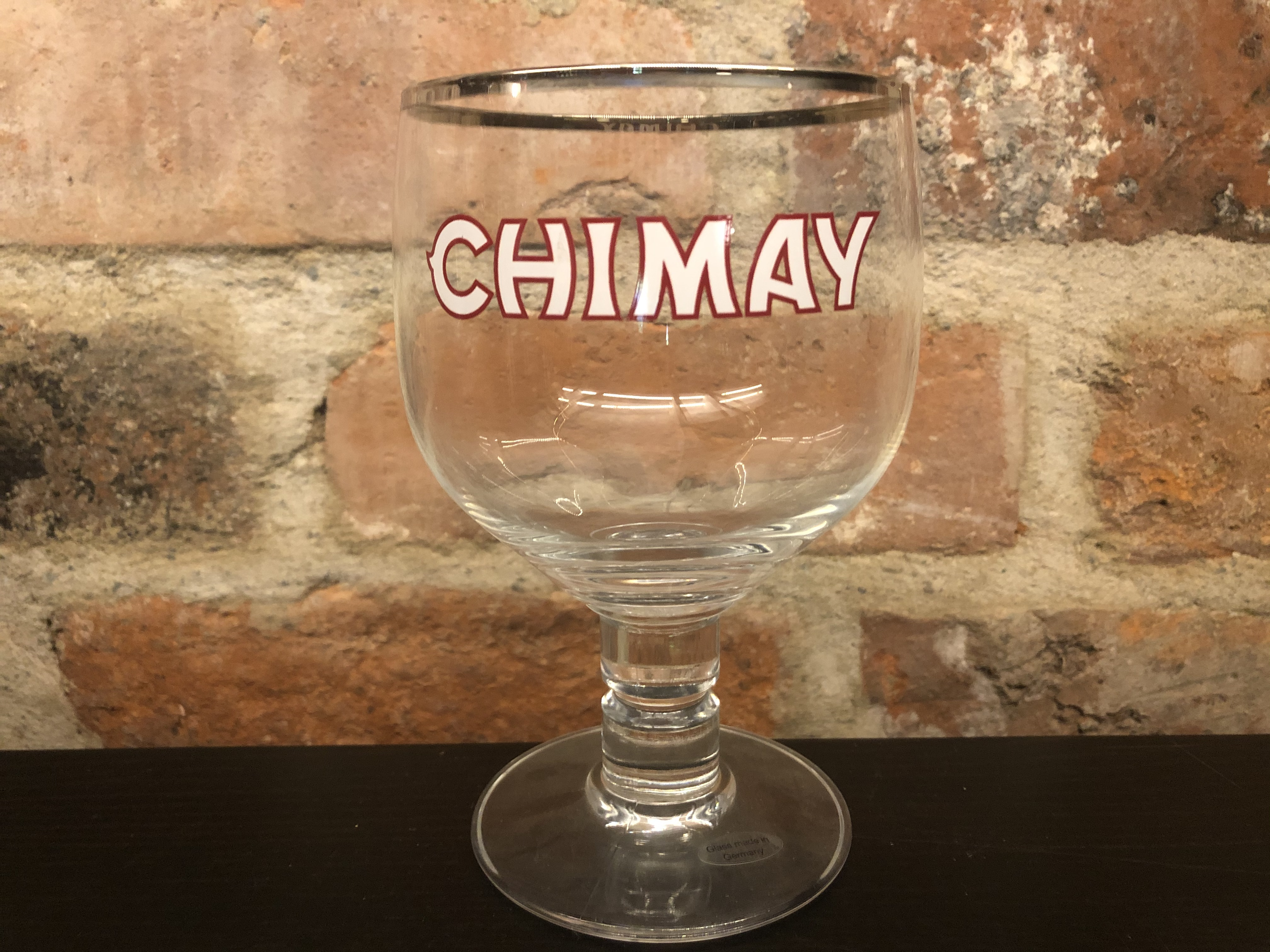 Chimay Glass