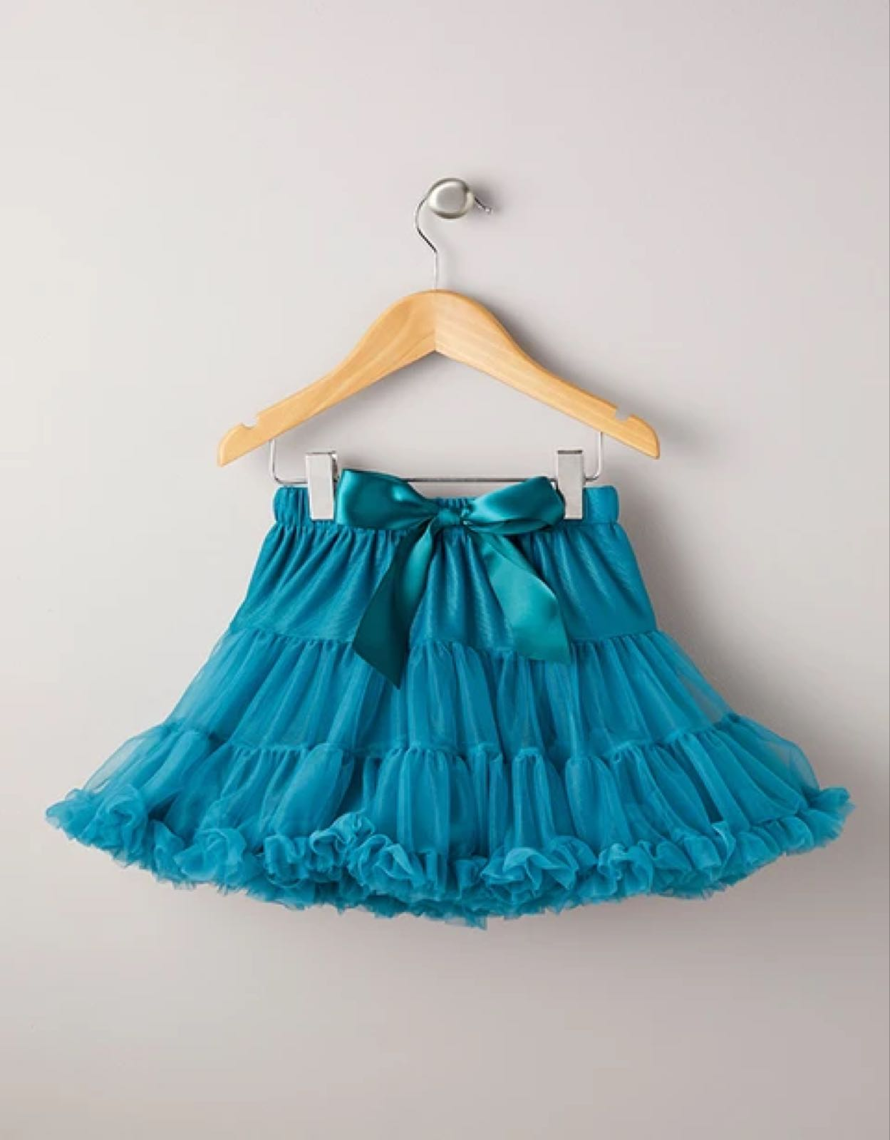 'Little Sister' Tutu-Teal