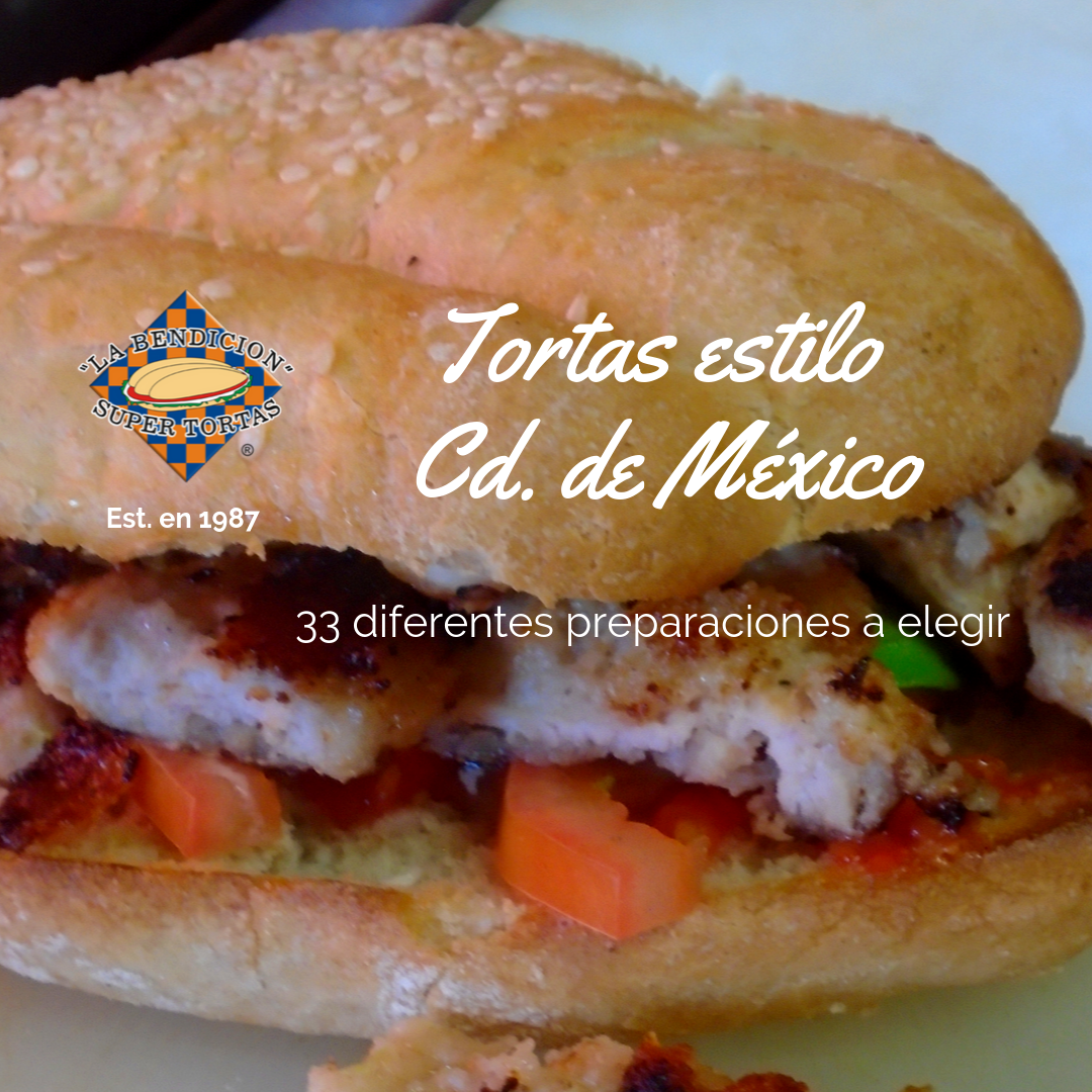 LA BENDICIÓN SUPER TORTAS