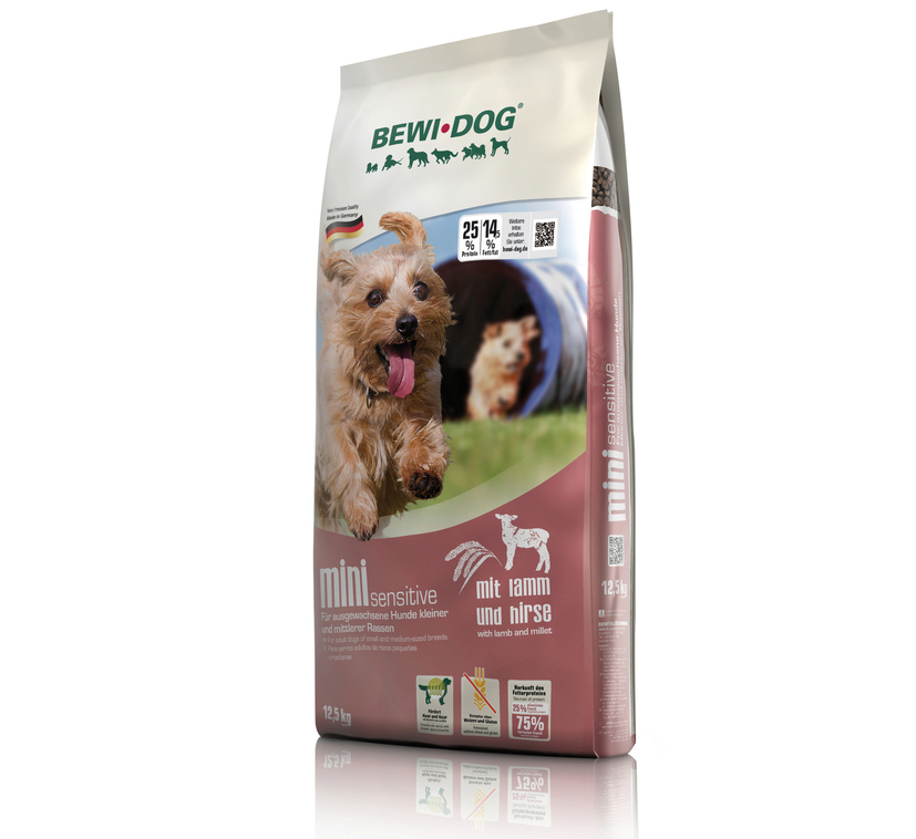BewiDog MINI Sensitive 12,5kg