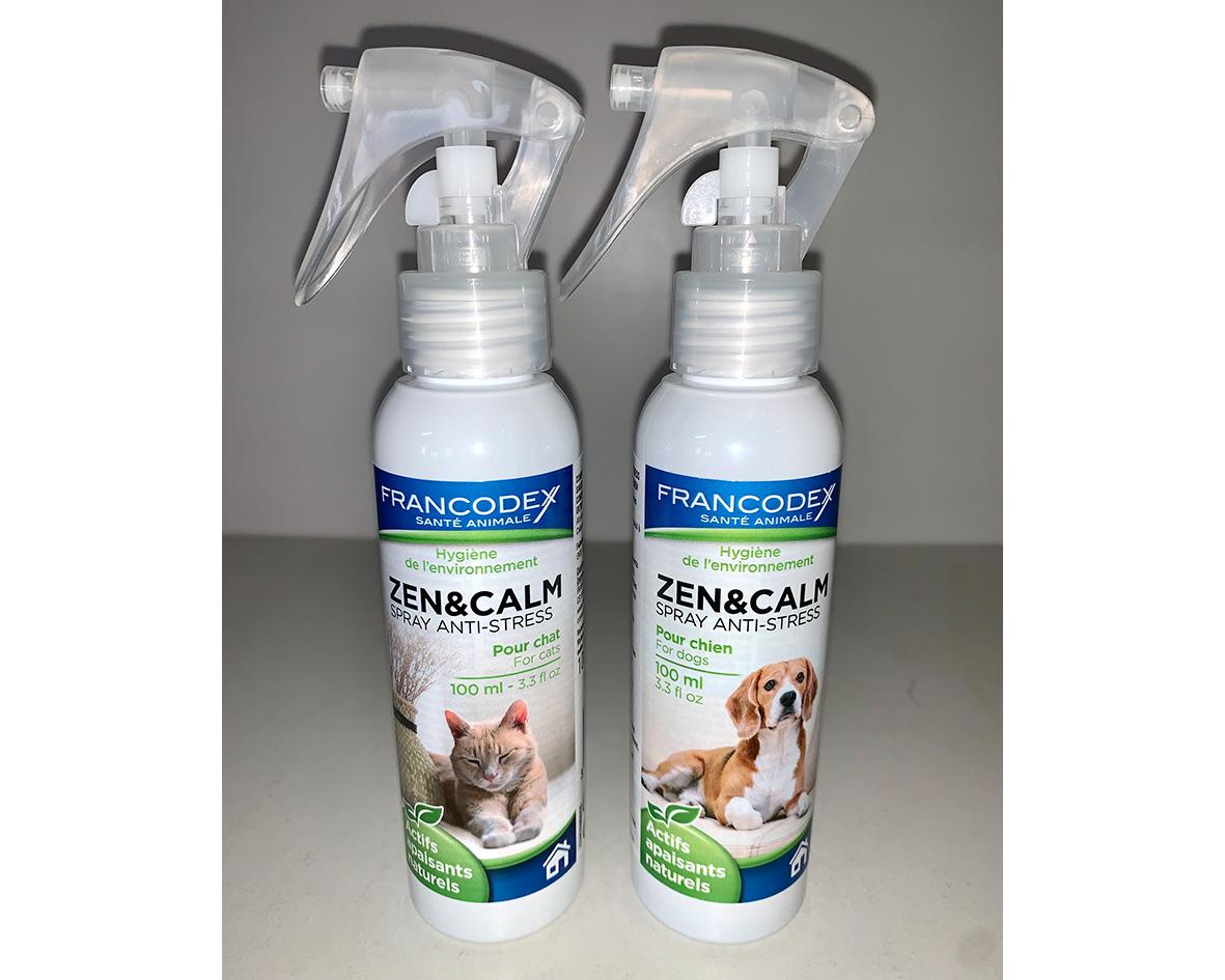 Francodex Dog Zen&calm anti stress spray OUTLET erä