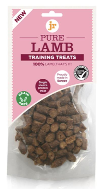 Jr pure lamb training treats