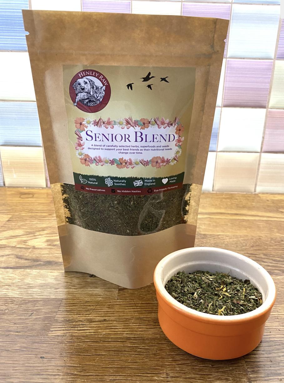 Senior Herbal Blend hr