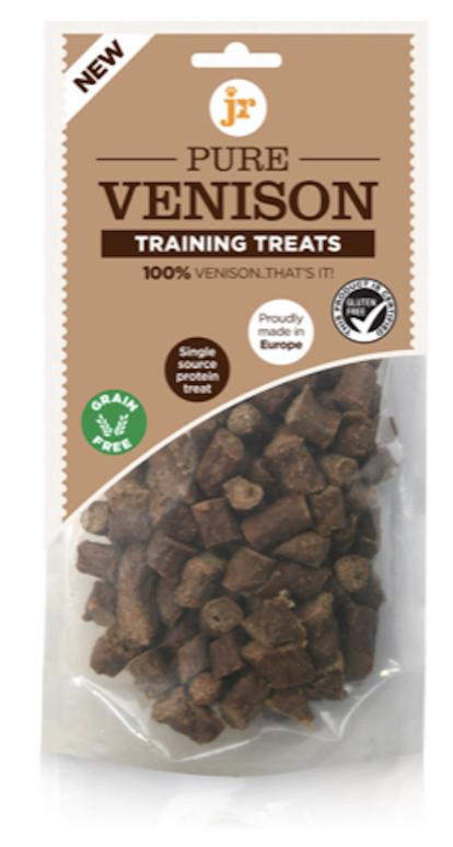 Jr pure venison training treats