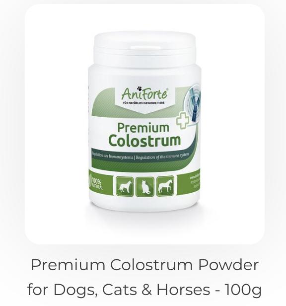 Aniforte  premium colostrum