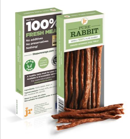 Jr pure rabbit sticks