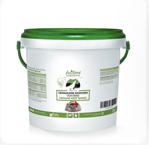 Aniforte barf complete 100%  all round supplement