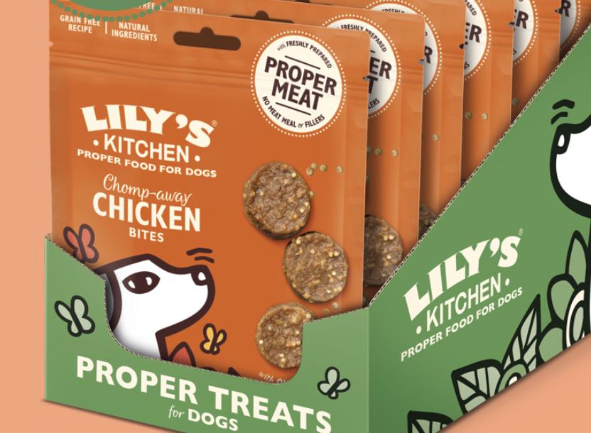 Chomp-Away Chicken Bites Lily's