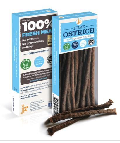 Jr pure ostrich sticks