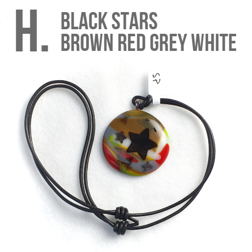 Halsband 'Star' 2 mm rem