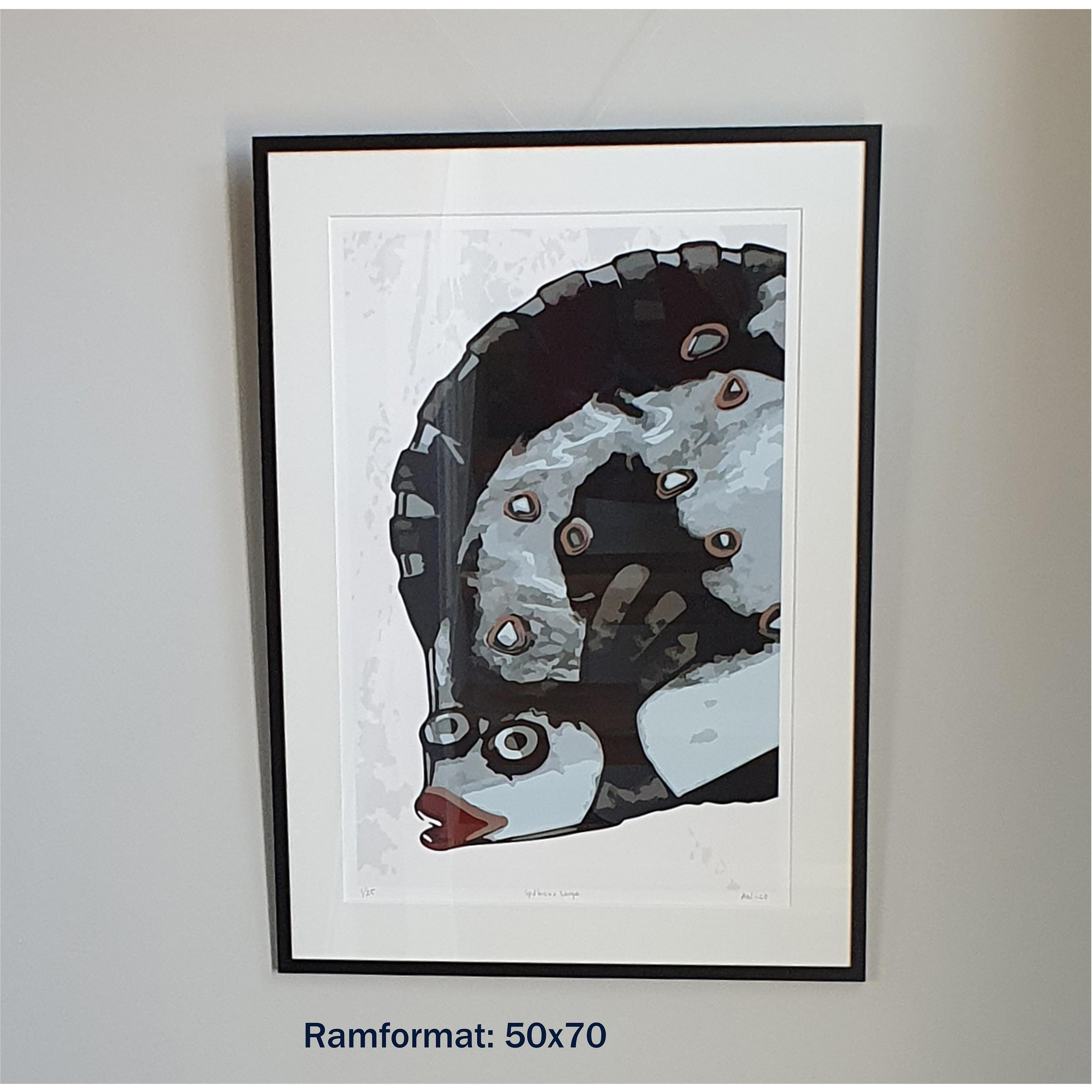 'Spätticus Large' artprint