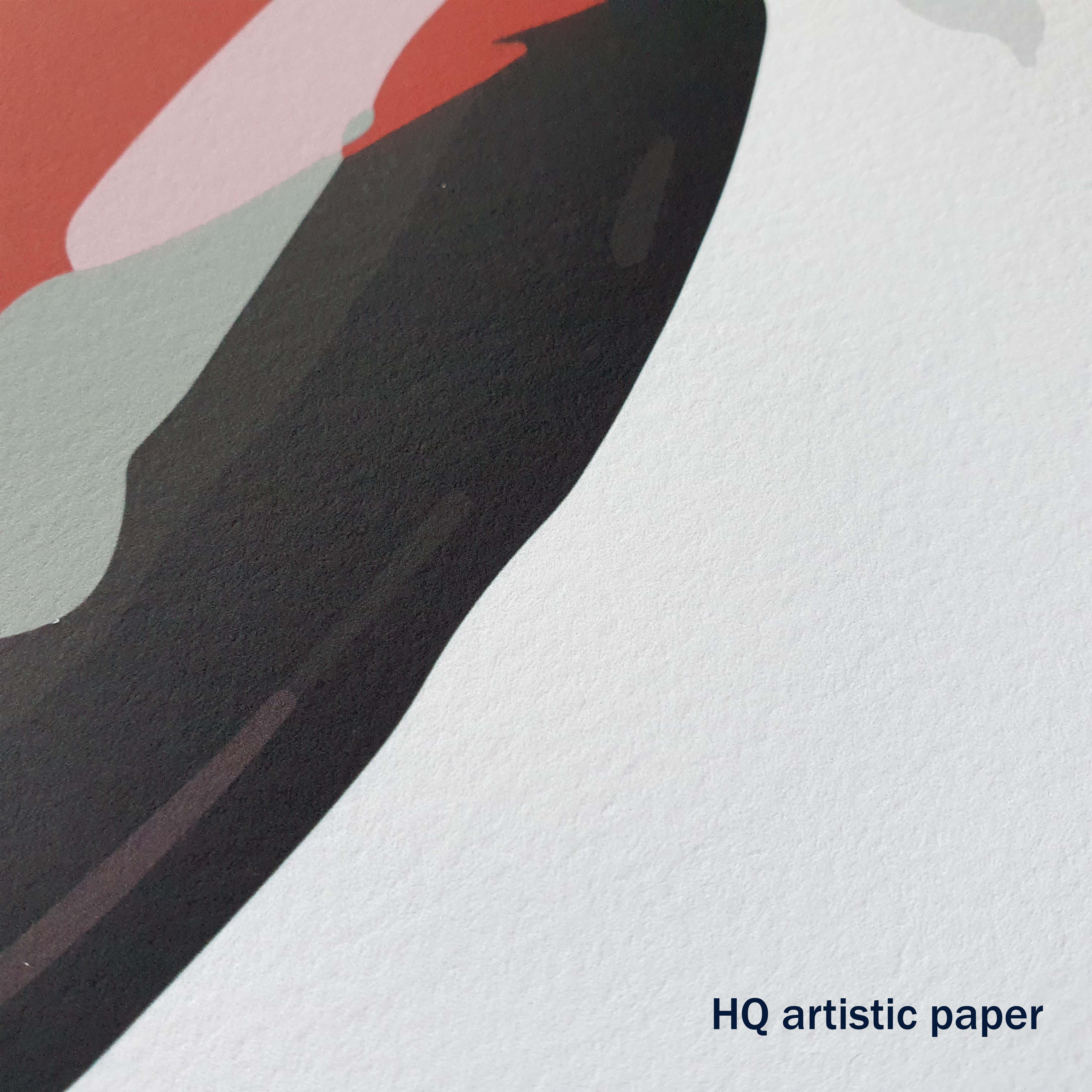 'Eye of the Herring' artprint