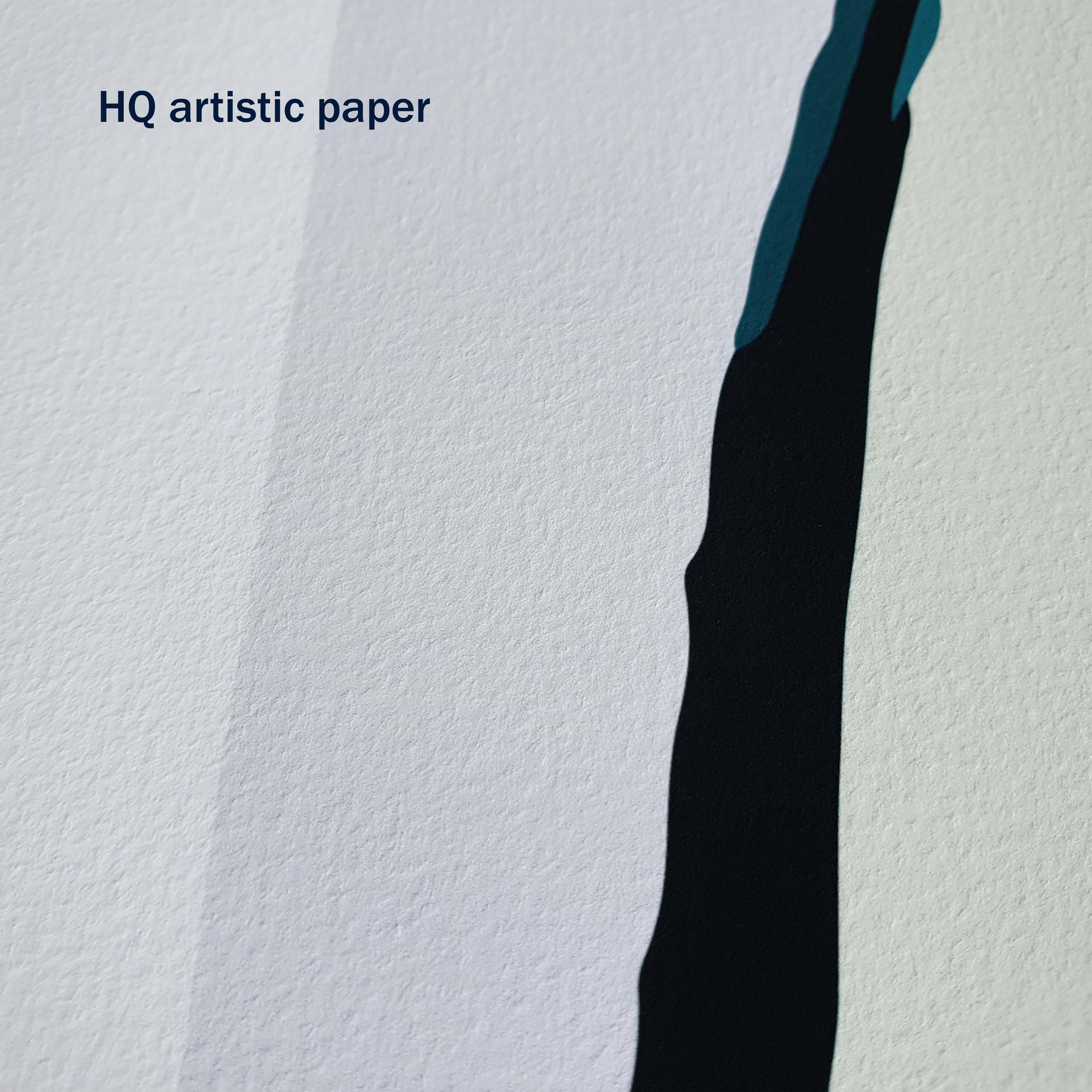 'Makrell overhead' artprint