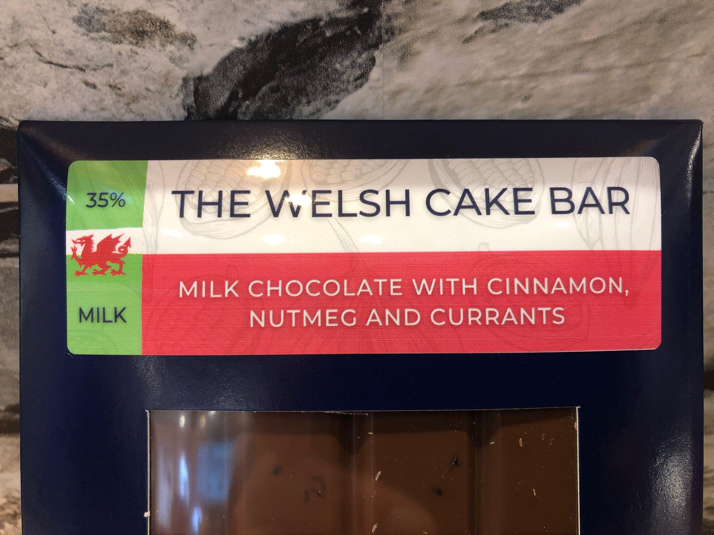The Welsh Cake Bar.