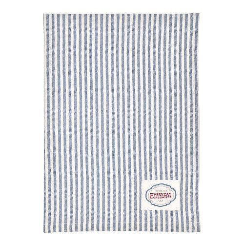 Geschirrtuch - Alice stripe blue - Greengate