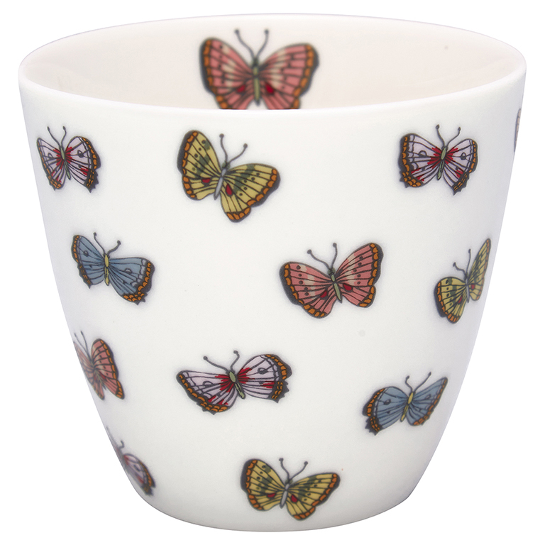 Latte Cup - Maisie white - Greengate
